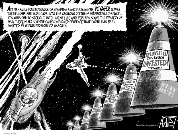 Cartoonist Steve Artley  Steve Artley's Editorial Cartoons 2014-08-02 stay