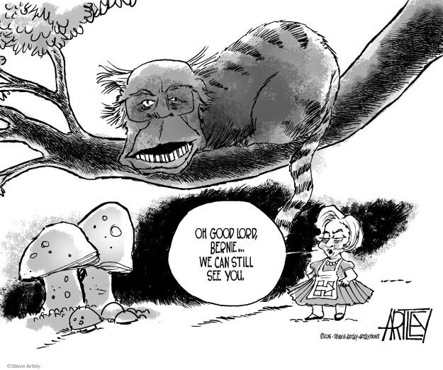 Steve Artley  Steve Artley's Editorial Cartoons 2016-06-20 Steve