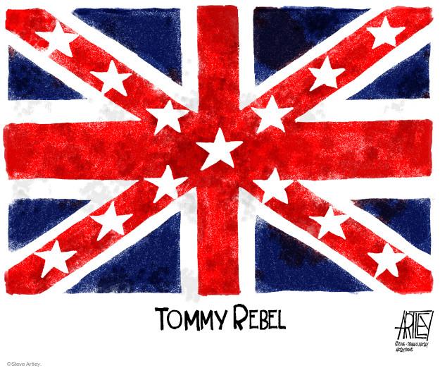 Steve Artley  Steve Artley's Editorial Cartoons 2016-06-24 Steve