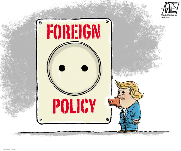 Steve Artley  Steve Artley's Editorial Cartoons 2016-06-26 Steve