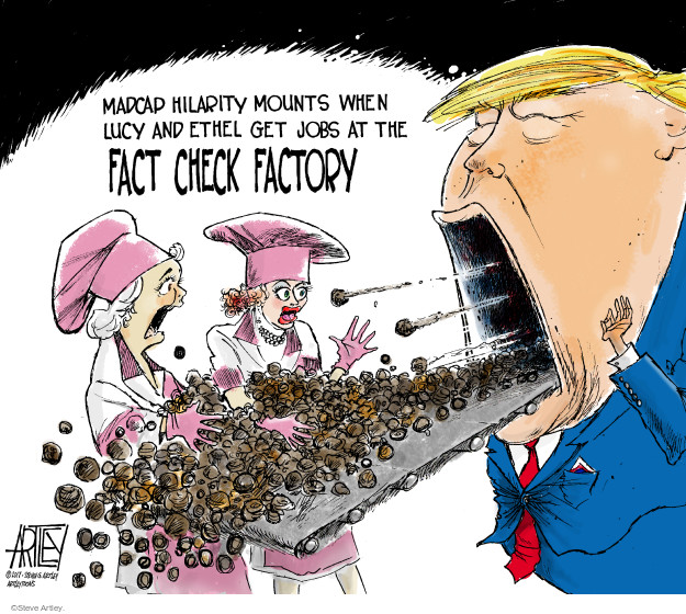 Steve Artley  Steve Artley's Editorial Cartoons 2017-02-28 news