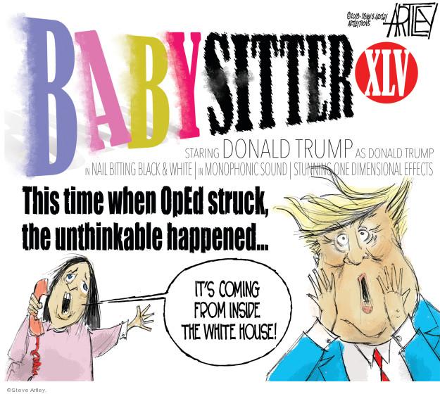 Steve Artley  Steve Artley's Editorial Cartoons 2018-09-06 decision