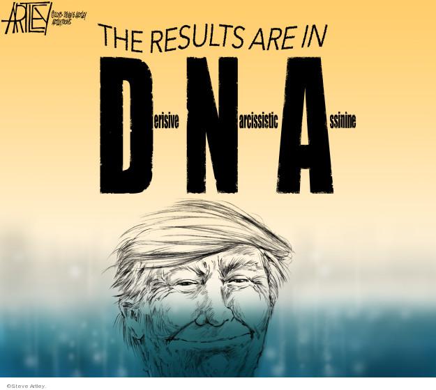 Steve Artley  Steve Artley's Editorial Cartoons 2018-10-16 freedom of the press