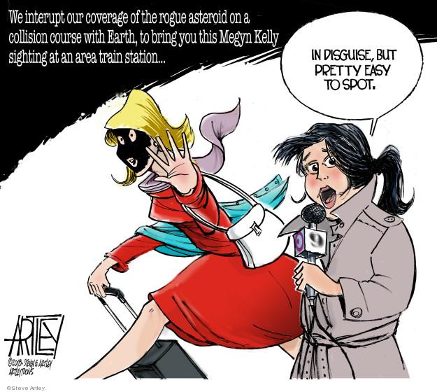 Steve Artley  Steve Artley's Editorial Cartoons 2018-10-27 news