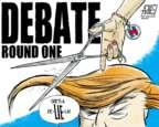 Cartoonist Steve Artley  Steve Artley's Editorial Cartoons 2016-09-26 2016 election