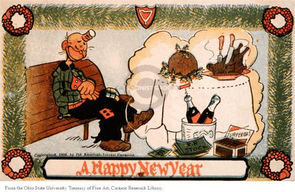 Cartoonist Ohio State Cartoon Library & Museum  Ohio State Cartoon Library & Museum 1906-00-00 dream