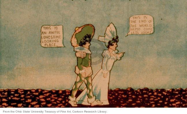 Cartoonist Ohio State Cartoon Library & Museum  Ohio State Cartoon Library & Museum 1906-12-30 Winsor