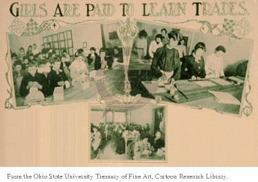 Cartoonist Ohio State Cartoon Library & Museum  Ohio State Cartoon Library & Museum 1900-00-00 equal opportunity