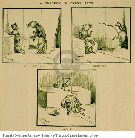 Cartoonist Ohio State Cartoon Library & Museum  Ohio State Cartoon Library & Museum 1883-01-25 romantic relationship