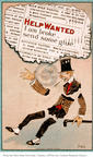 Cartoonist Ohio State Cartoon Library & Museum  Ohio State Cartoon Library & Museum 1909-00-00 eye