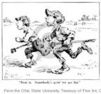 Cartoonist Ohio State Cartoon Library & Museum  Ohio State Cartoon Library & Museum 1921-07-14 hit