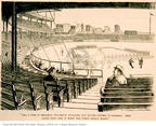 Cartoonist Ohio State Cartoon Library & Museum  Ohio State Cartoon Library & Museum 1900-00-00 baseball stadium
