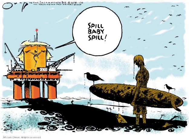 Jack Ohman  Jack Ohman's Editorial Cartoons 2018-01-10 energy