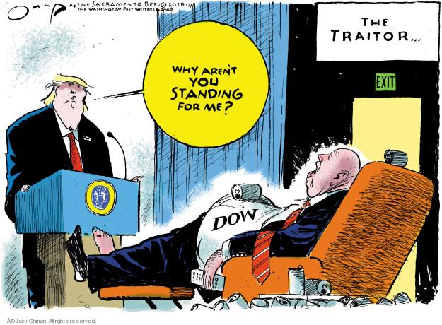 Jack Ohman  Jack Ohman's Editorial Cartoons 2018-02-07 market