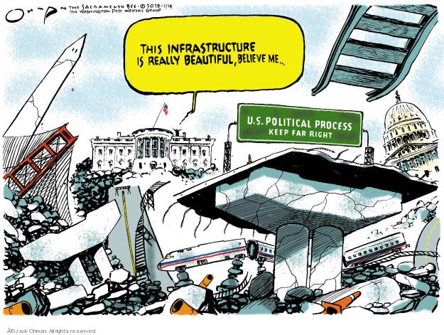 Jack Ohman  Jack Ohman's Editorial Cartoons 2018-02-14 bridge