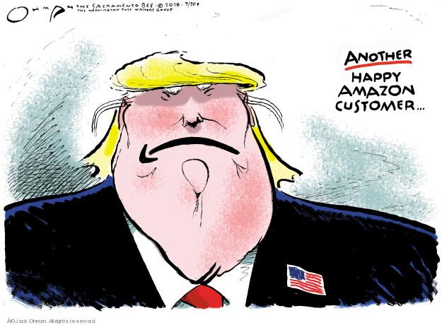 Jack Ohman  Jack Ohman's Editorial Cartoons 2018-03-31 Donald Trump taxes