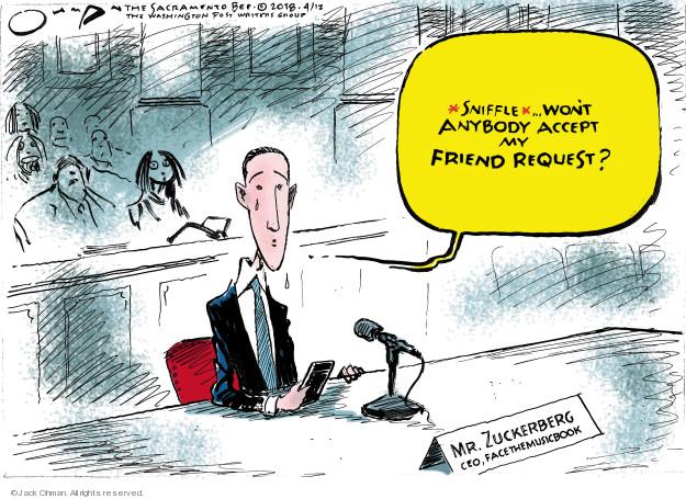 Cartoonist Jack Ohman  Jack Ohman's Editorial Cartoons 2018-04-12 congress election