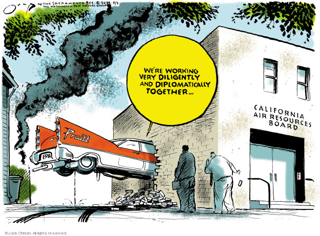 Cartoonist Jack Ohman  Jack Ohman's Editorial Cartoons 2018-05-02 law