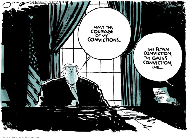 Jack Ohman  Jack Ohman's Editorial Cartoons 2018-05-08 administration