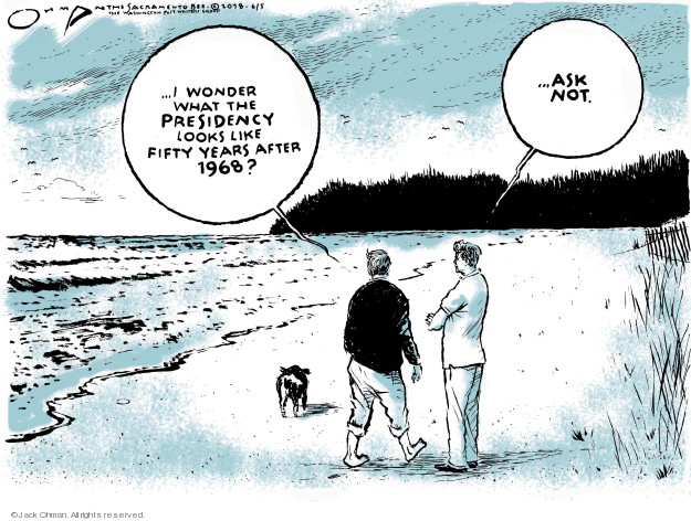 Jack Ohman  Jack Ohman's Editorial Cartoons 2018-06-05 1968