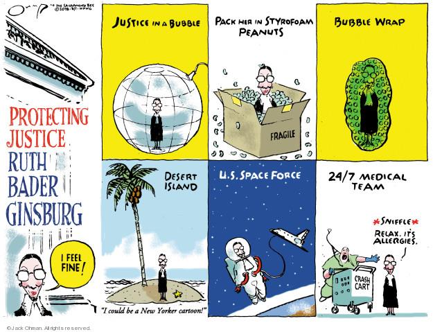 Jack Ohman  Jack Ohman's Editorial Cartoons 2018-07-01 Anthony