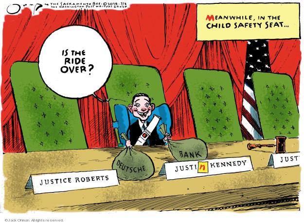 Jack Ohman  Jack Ohman's Editorial Cartoons 2018-07-02 bank