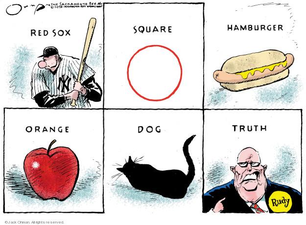 Cartoonist Jack Ohman  Jack Ohman's Editorial Cartoons 2018-08-21 dog