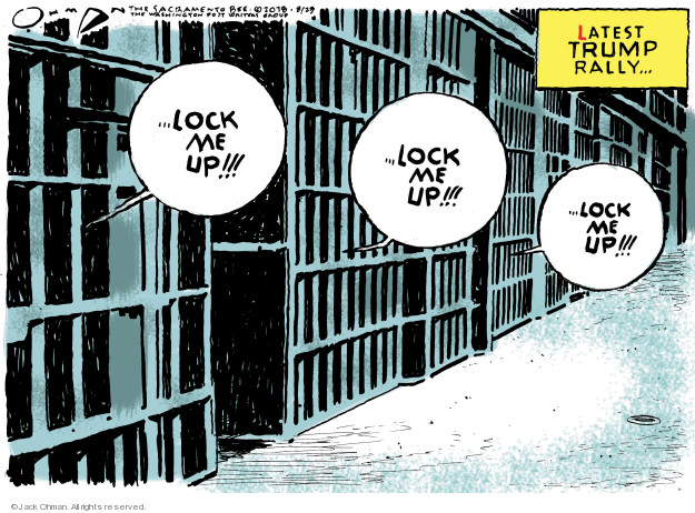 Jack Ohman  Jack Ohman's Editorial Cartoons 2018-08-23 probe