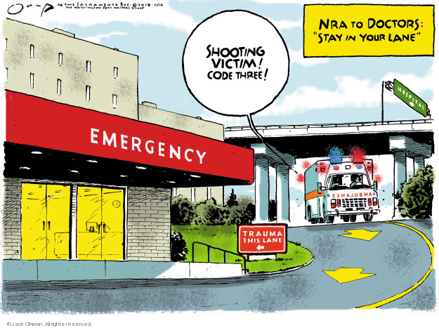 Cartoonist Jack Ohman  Jack Ohman's Editorial Cartoons 2018-11-16 association