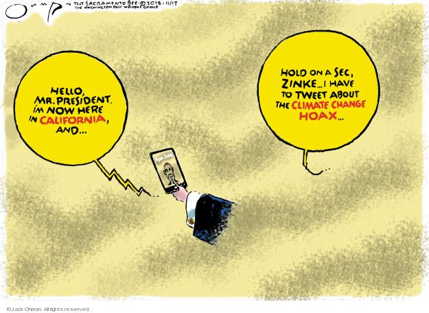 Cartoonist Jack Ohman  Jack Ohman's Editorial Cartoons 2018-11-17 Ryan