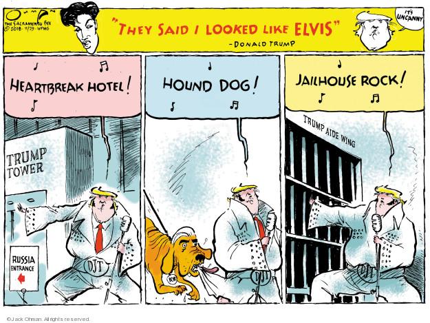 Cartoonist Jack Ohman  Jack Ohman's Editorial Cartoons 2018-11-29 dog