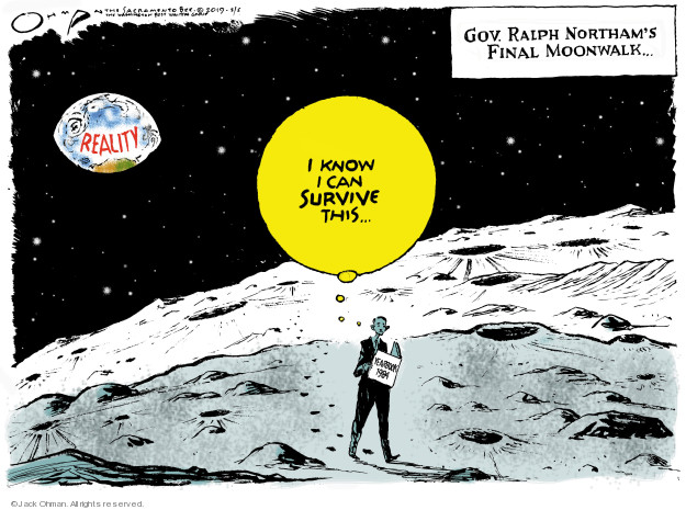 Jack Ohman  Jack Ohman's Editorial Cartoons 2019-02-05 1980s