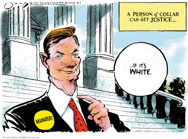 Jack Ohman  Jack Ohman's Editorial Cartoons 2019-03-12 probe