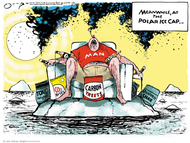 Cartoonist Jack Ohman  Jack Ohman's Editorial Cartoons 2019-05-08 change