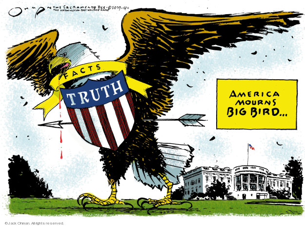 Jack Ohman  Jack Ohman's Editorial Cartoons 2019-12-11 national