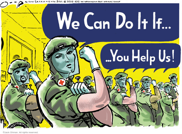 Cartoonist Jack Ohman  Jack Ohman's Editorial Cartoons 2020-04-23 coronavirus