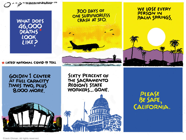 Jack Ohman  Jack Ohman's Editorial Cartoons 2020-04-26 percent
