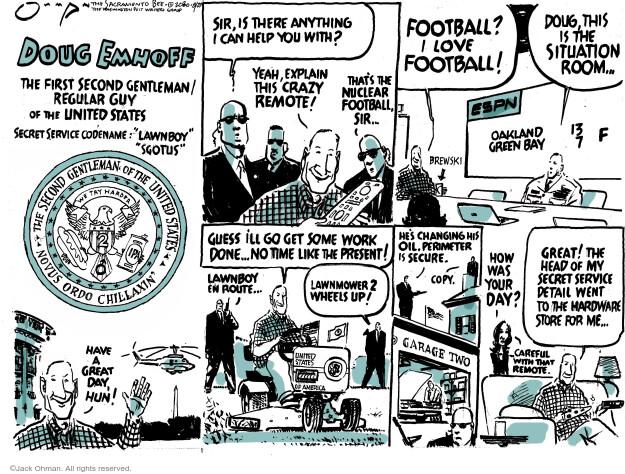 Jack Ohman  Jack Ohman's Editorial Cartoons 2020-08-23 president