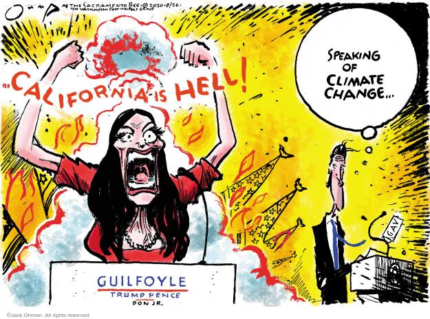 Jack Ohman  Jack Ohman's Editorial Cartoons 2020-08-26 politics