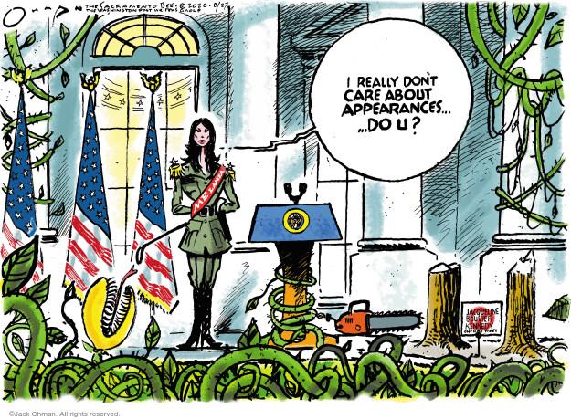 Jack Ohman  Jack Ohman's Editorial Cartoons 2020-08-27 politics