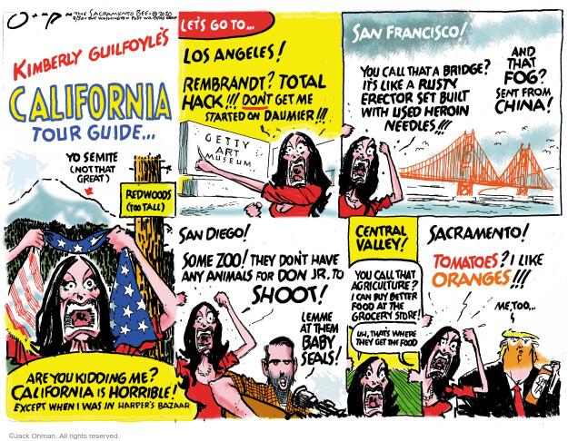 Jack Ohman  Jack Ohman's Editorial Cartoons 2020-08-30 Donald
