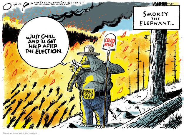 Jack Ohman  Jack Ohman's Editorial Cartoons 2020-09-11 politics