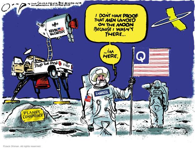 Jack Ohman  Jack Ohman's Editorial Cartoons 2020-12-15 Donald Trump