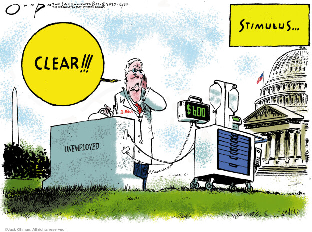 Jack Ohman  Jack Ohman's Editorial Cartoons 2020-12-22 public health