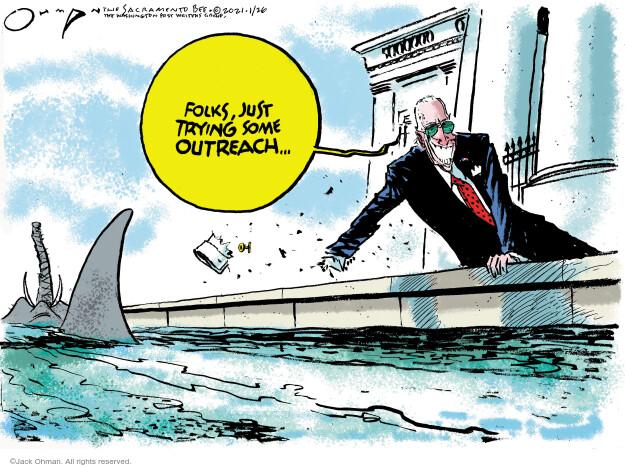 Jack Ohman  Jack Ohman's Editorial Cartoons 2021-01-26 administration