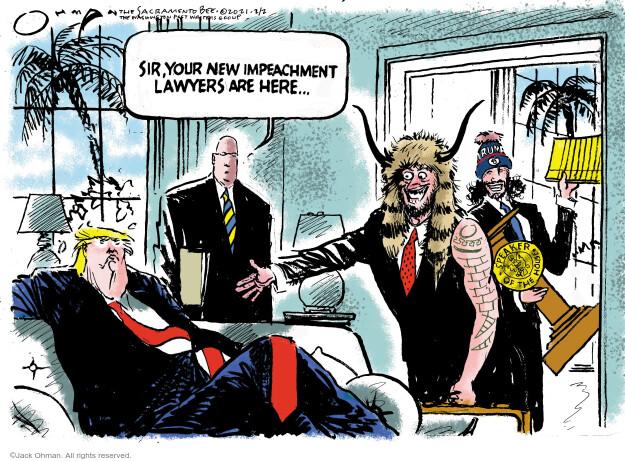 Jack Ohman  Jack Ohman's Editorial Cartoons 2021-02-02 administration