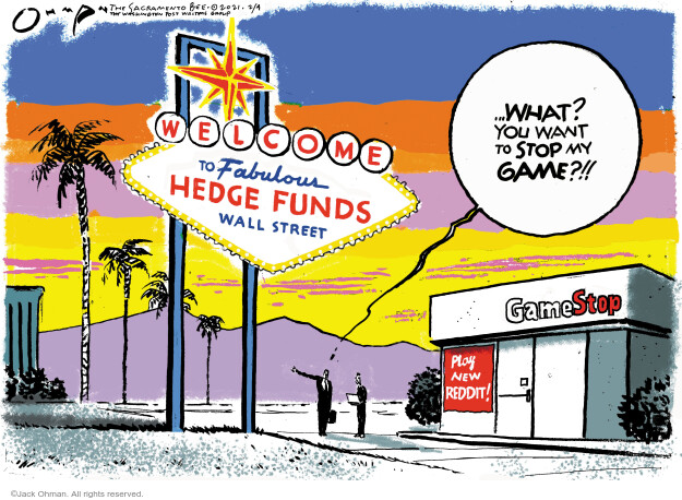 Jack Ohman  Jack Ohman's Editorial Cartoons 2021-02-04 street
