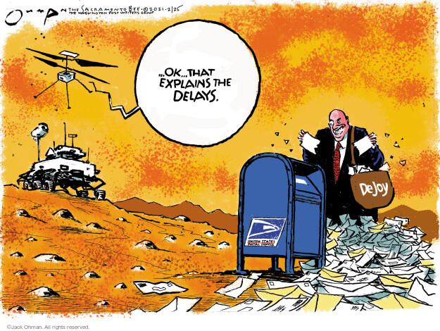 Jack Ohman  Jack Ohman's Editorial Cartoons 2021-02-25 federal