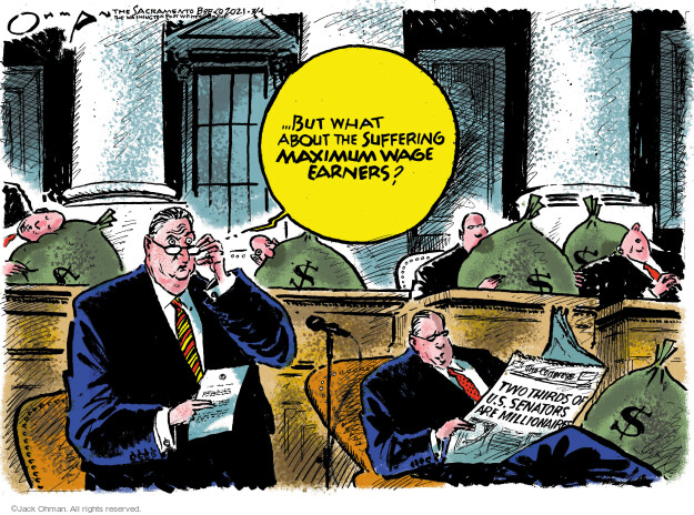 Jack Ohman  Jack Ohman's Editorial Cartoons 2021-03-04 public health