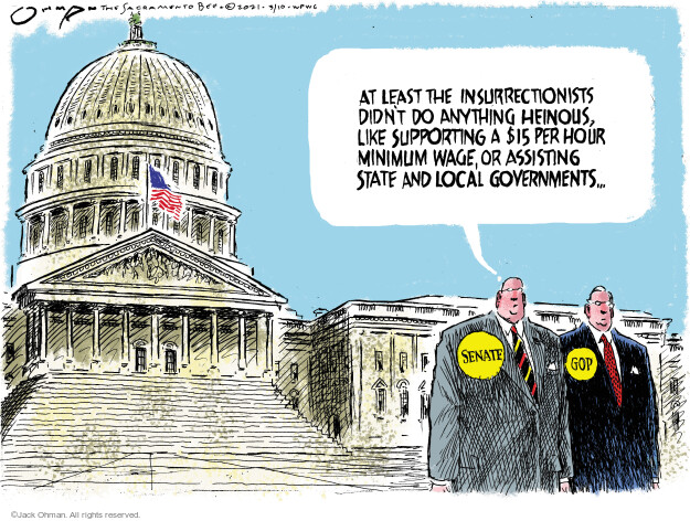 Jack Ohman  Jack Ohman's Editorial Cartoons 2021-03-10 public health
